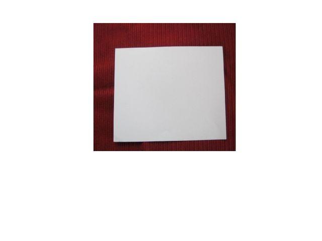 Выбираем лист плотной бумаги А4.