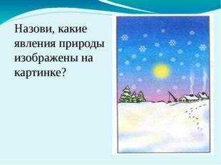 В какое время года встречается данное явление природы?