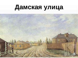 Дамская улица
