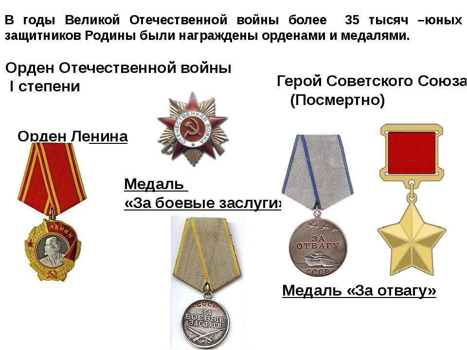 медали и ордена вов картинки с описанием