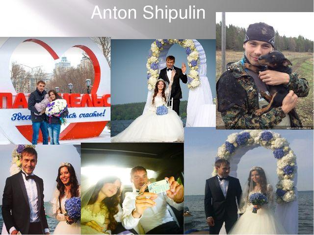 Sabitova Louise and Anton Shipulin