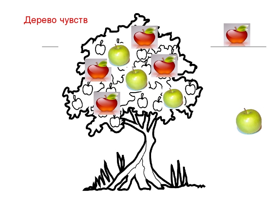 Дерево чувств