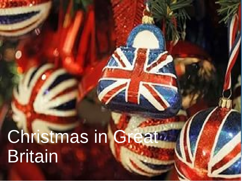 Christmas in Great Britain © Корпорация Майкрософт (Microsoft Corporation), 2...