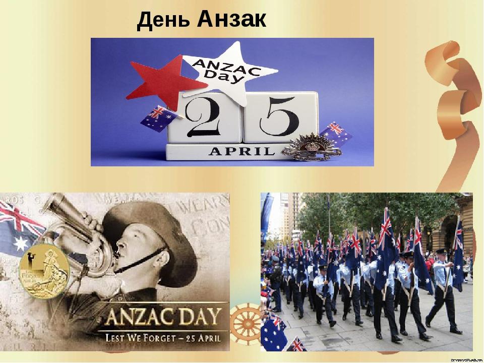 День Анзак
