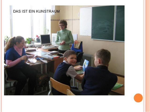 Was fur ein Raum ist das? Wie heisst die Lehrerin? Was machen die Knder? DAS...