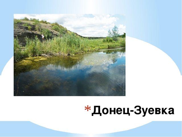 Донец-Зуевка