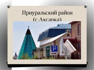 Приуральский район (с.Аксарка)