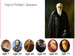 Чарлз Роберт Дарвин