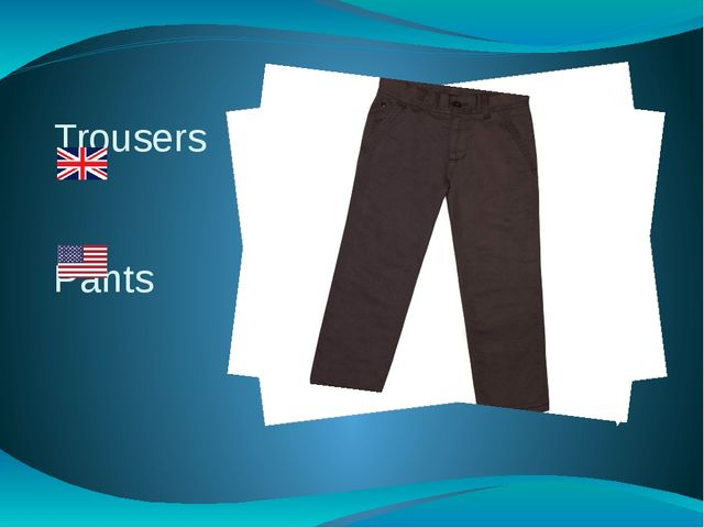 Trousers Pants