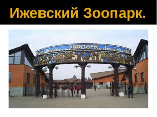 Ижевский Зоопарк.
