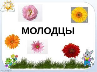 МОЛОДЦЫ FokinaLida.75@mail.ru