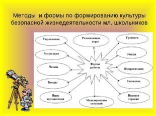 Методы и формы по формированию культуры безопасной жизнедеятельности мл. школ