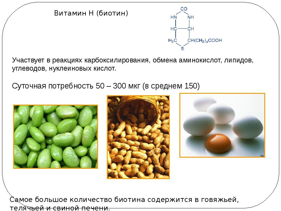 распутин биотин в каких витаминах содержится как малые, так