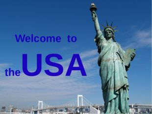 Welcome to theUSA