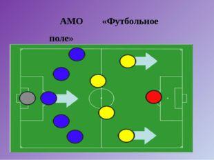 АМО «Футбольное поле»