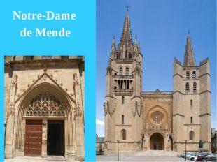 Notre-Dame de Mende