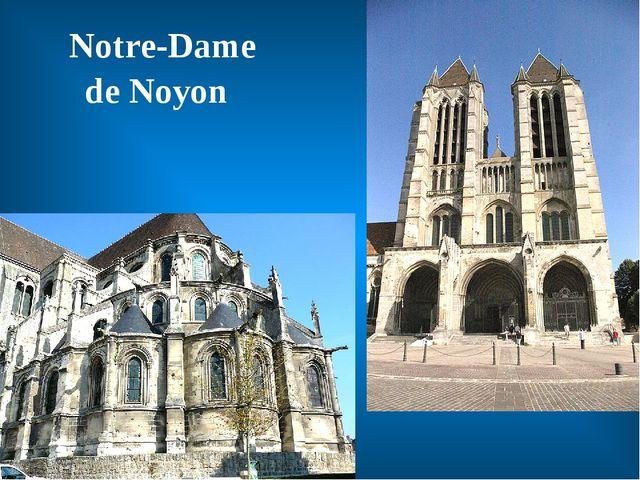 Notre-Dame de Noyon