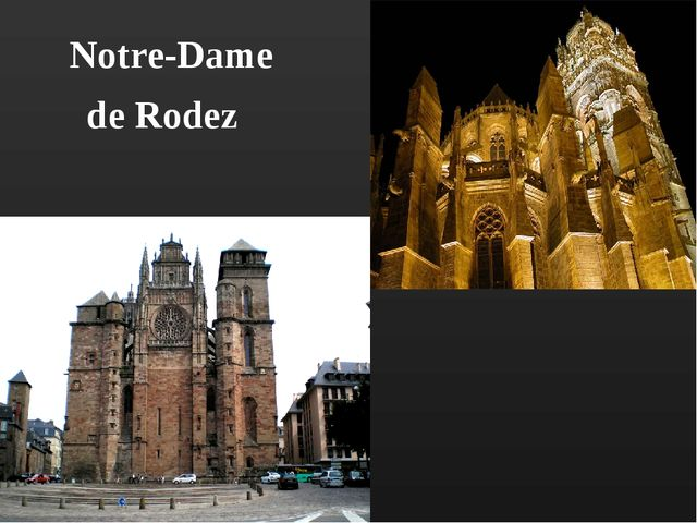 Notre-Dame de Rodez