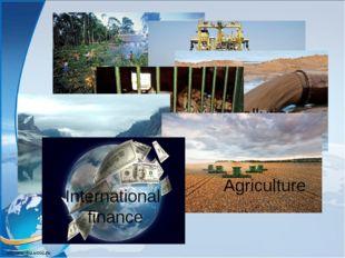 Habitat destruction Fishing industry Pollution Wildlife trade Agriculture Int