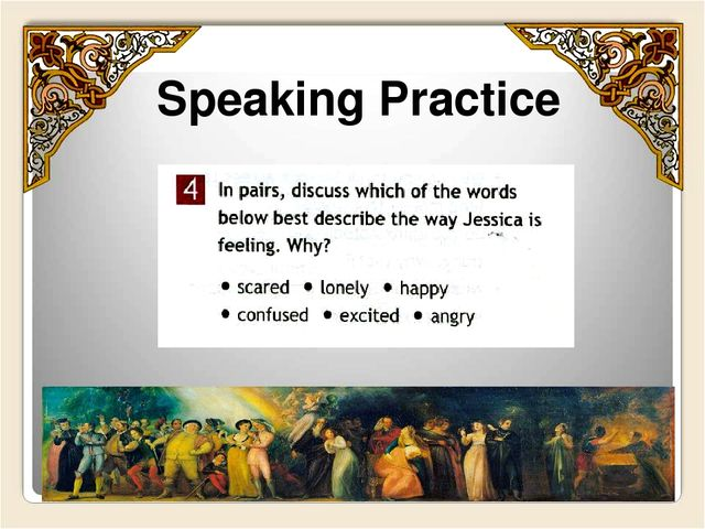 Speaking Practice