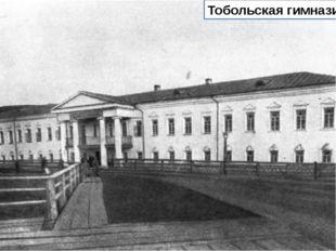 Тобольскаягимназия.