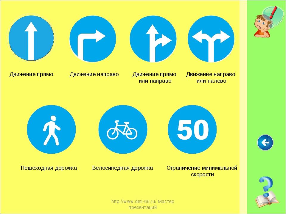 http://www.deti-66.ru/ Мастер презентаций Ограничение минимальной скорости Пе...
