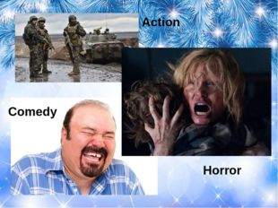 Action Horror Comedy