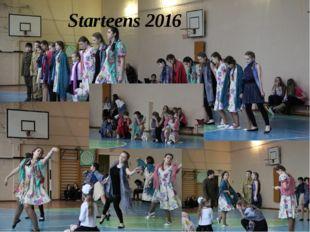 Starteens 2016