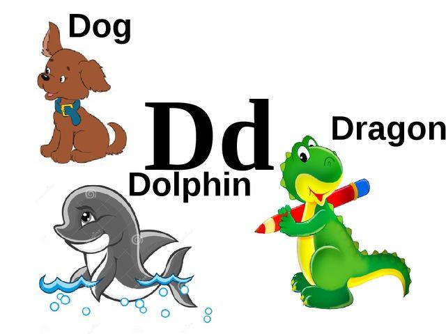 Dd Dog Dragon Dolphin