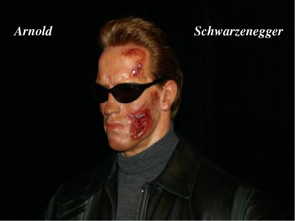 Schwarzenegger Arnold