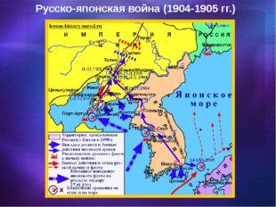 Русско-японская война (1904-1905 гг.)