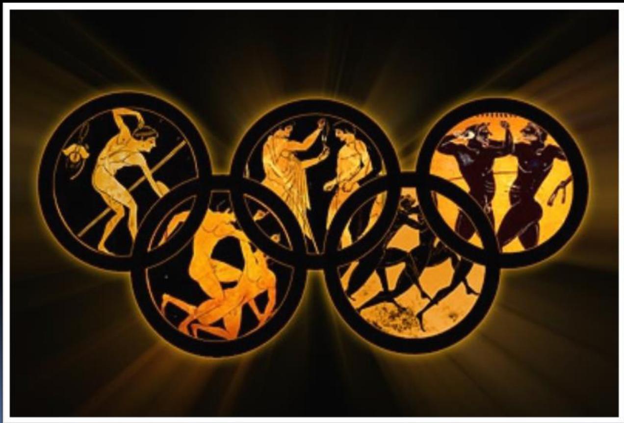 Олимпийские Игры Древние Картинки