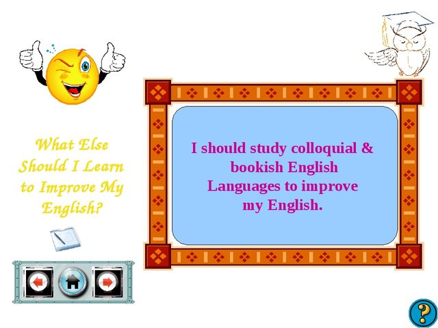 What Else Should I Learn to Improve My English?