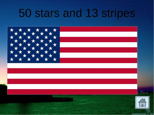 When was the last star, bringing the total to 50, added on the flag? American...