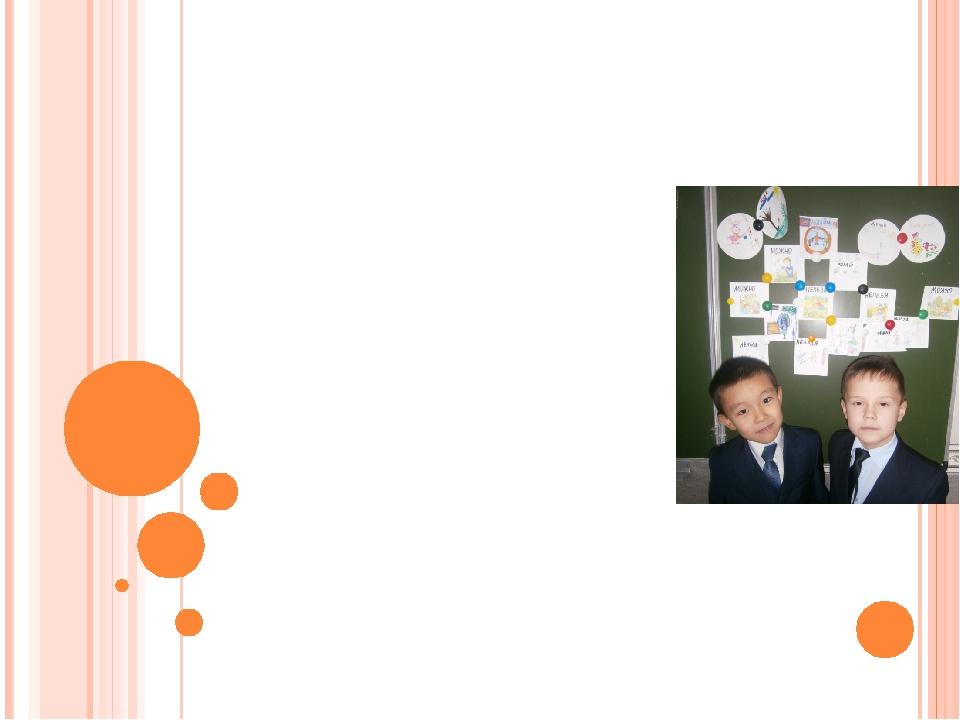 Коллективное составление экологической книжки - малышки.  Ученикам предлага...