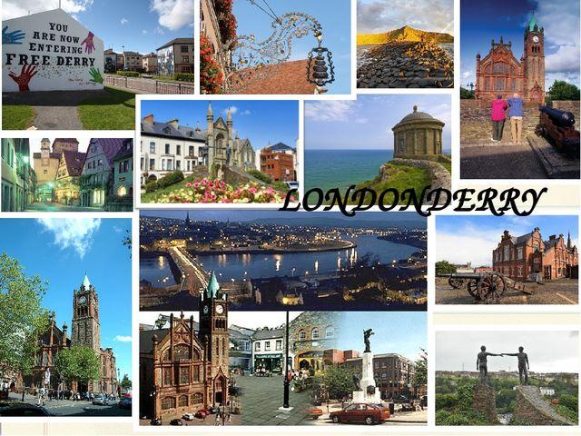 LONDONDERRY