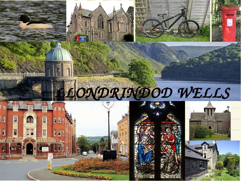 LLONDRINDOD WELLS