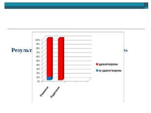 Результаты диагностики «Жизнь в классе»