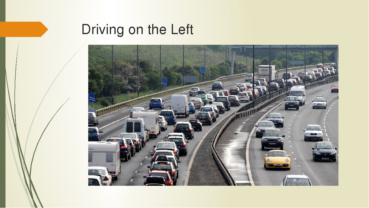 Driving on the Left