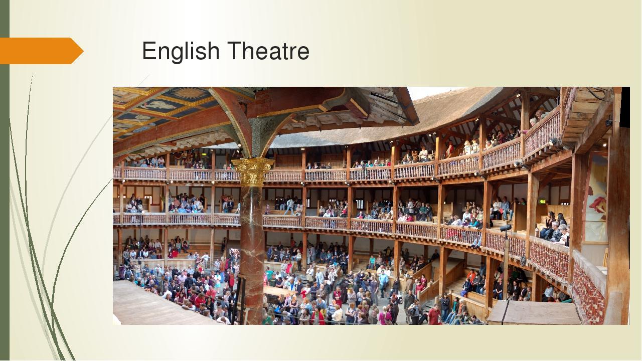 English Theatre