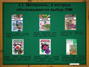 3.2. Использование современных образовательных технологий Информацион-ные и И