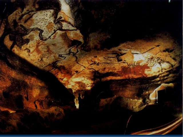 Изображение быка (пещера Альтамира)