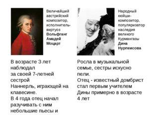 Величайший австрийский композитор, исполнитель-виртуоз Вольфганг Амадей Моцар