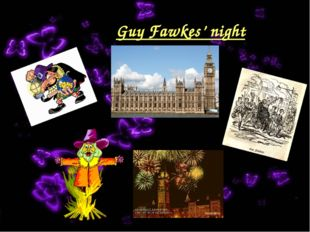 Guy Fawkes' night