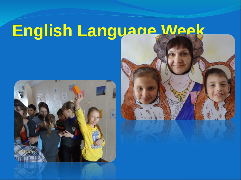 English Language Week