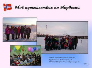 Автор: Швиденко Арина, 8 «А» класс Руководитель: Александрова З.В., МБОУ СОШ