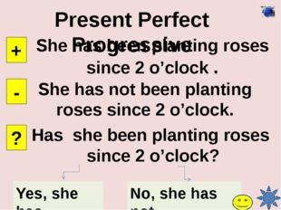 Present Perfect 1. Ihave studiedEnglish since1993. how longhaveyouhadthat bic