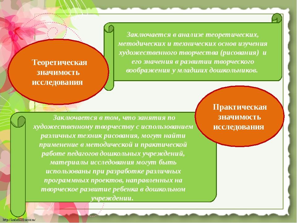 Заключается в анализе теоретических, методических и технических основ изучени...