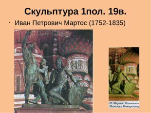 Кипренский – портретист. Запечатлел на портретах духовное богатство людей вне