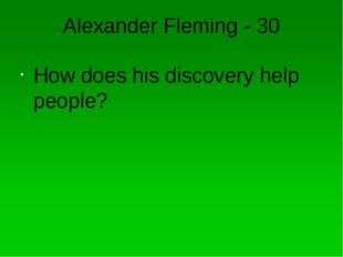 Alexander Graham Bell - 20 What did he want to invent?